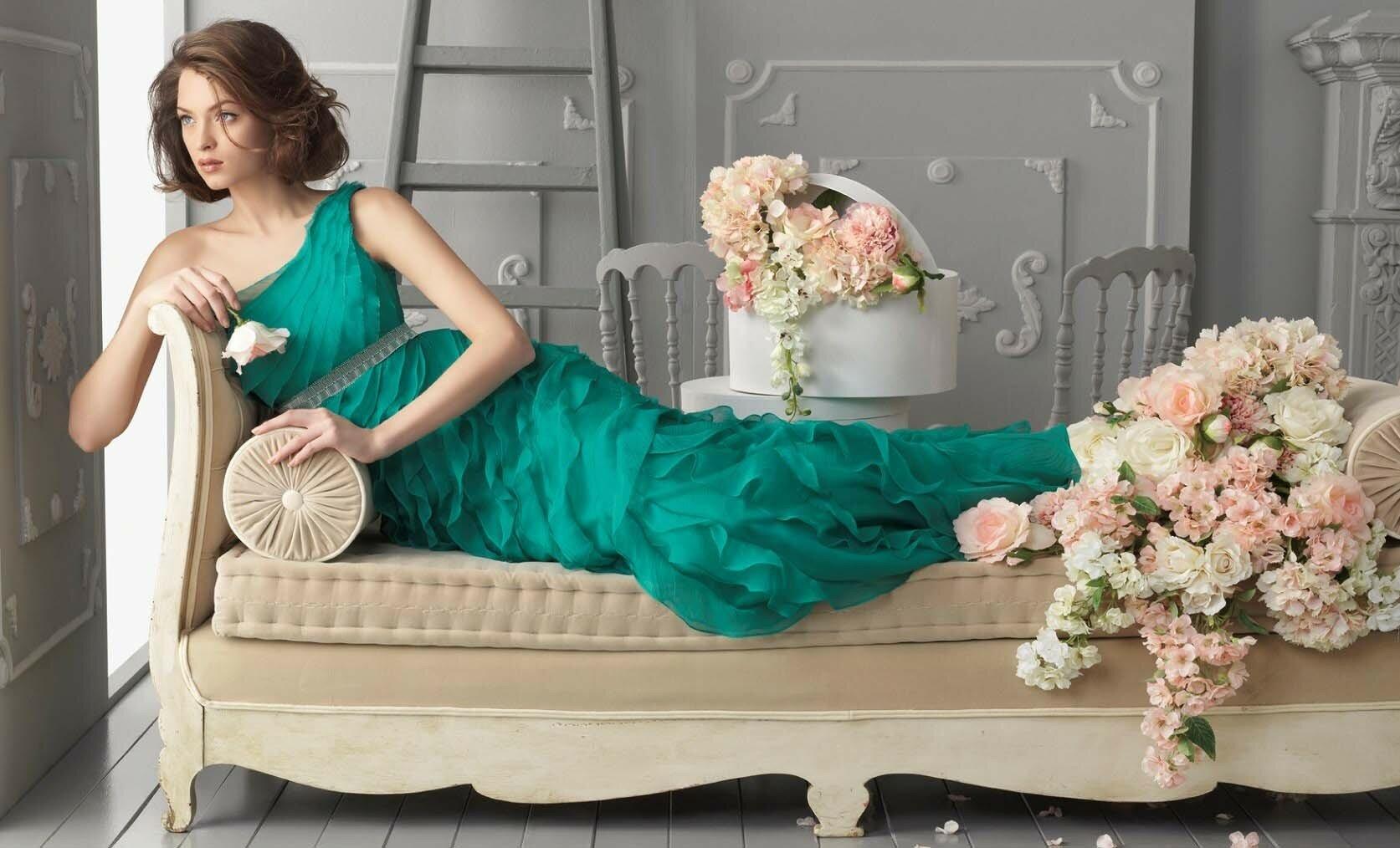 вечерние платья la novia first love