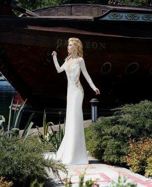 Платье Amberes от коллекции -Ida Torez