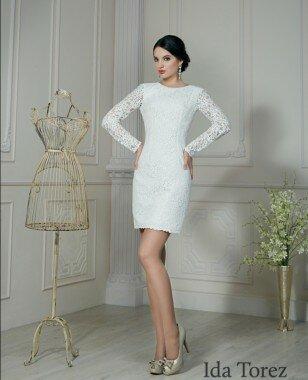 Платье Бланш от коллекции -Ida Torez