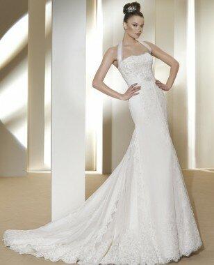Платье 5018 от коллекции -Fara Sposa