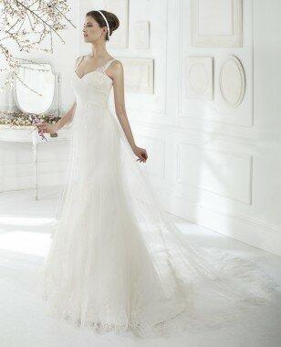 Платье 5204 от коллекции -Fara Sposa