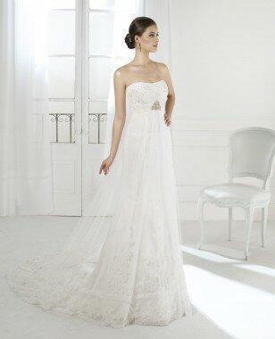 Платье 5240 от коллекции -Fara Sposa