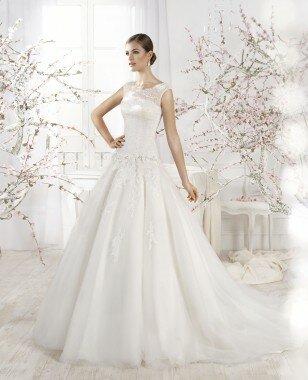 Платье 5415 от коллекции -Fara Sposa