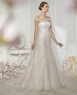 Платье 5419 от коллекции -Fara Sposa