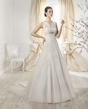 Платье 5421 от коллекции -Fara Sposa