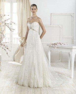 Платье 5455 от коллекции -Fara Sposa