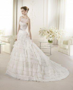 Платье Arantxa от коллекции -San Patrick