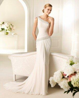 Платье Devesa от коллекции -Pronovias