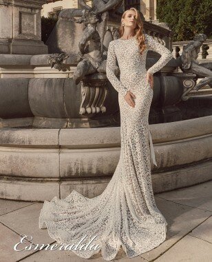 Платье Esmeralda от коллекции -Armonia