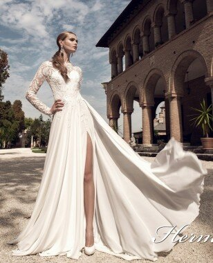 Платье Hermione от коллекции -Armonia