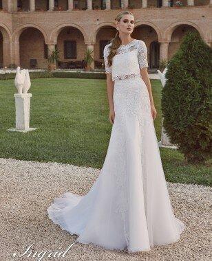 Платье Ingrid от коллекции -Armonia