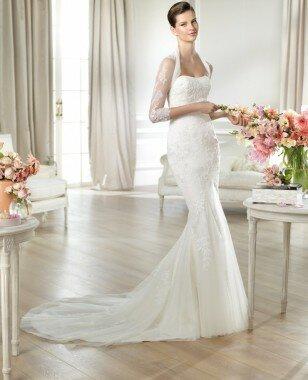 Платье Jacobela от коллекции -White One