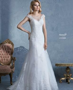 Платье Lacombe от коллекции -Herm's