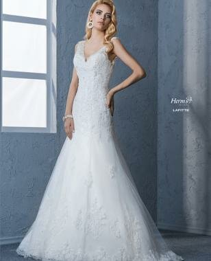 Платье Lafitte от коллекции -Herm's