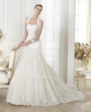 Платье Laverna от коллекции -Pronovias