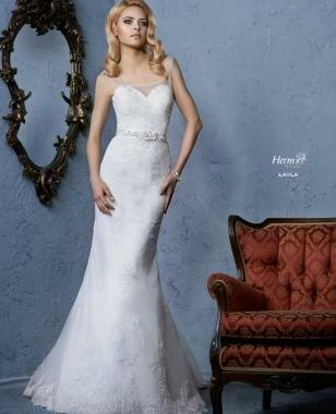 Платье Layla от коллекции -Herm's