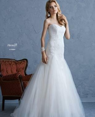 Платье Lyden от коллекции -Herm's