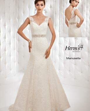 Платье Manusella от коллекции -Herm's