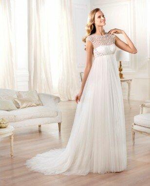 Платье Oligo от коллекции -Pronovias