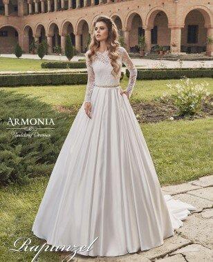 Платье Rapunzel от коллекции -Armonia