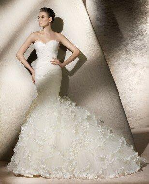Платье Royal от коллекции -San Patrick